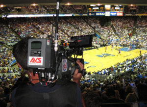 Basketball 2009 NBA Finals | AVS Aerial Video Systems