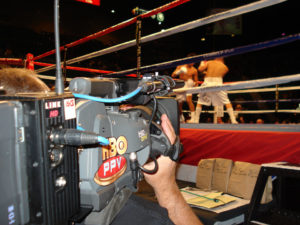 Boxing HBO | AVS Aerial Video Systems