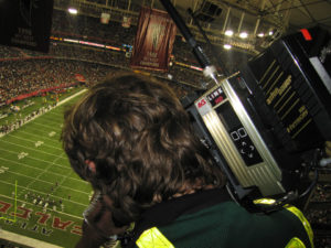 Football | AVS Aerial Video Systems