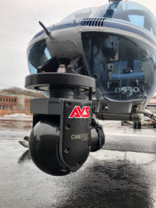 Ciniflex Heli | AVS Aerial Video Systems