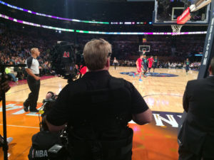 NBA All Star 2014 | AVS Aerial Video Systems
