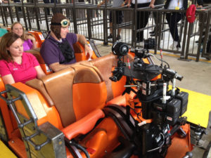 Six Flags Chicago | AVS Video Equipment
